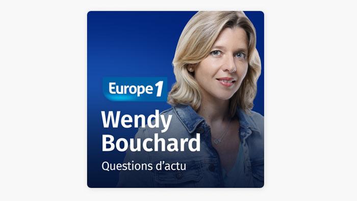 Laurent Valdiguié dans Question d'Actu sur Europe 1