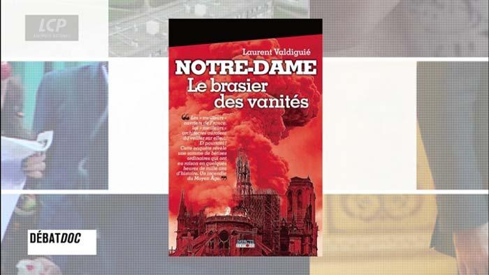 Débat Doc La bataille de Notre-Dame sur LCP